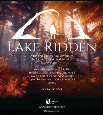 Cover Lake Ridden