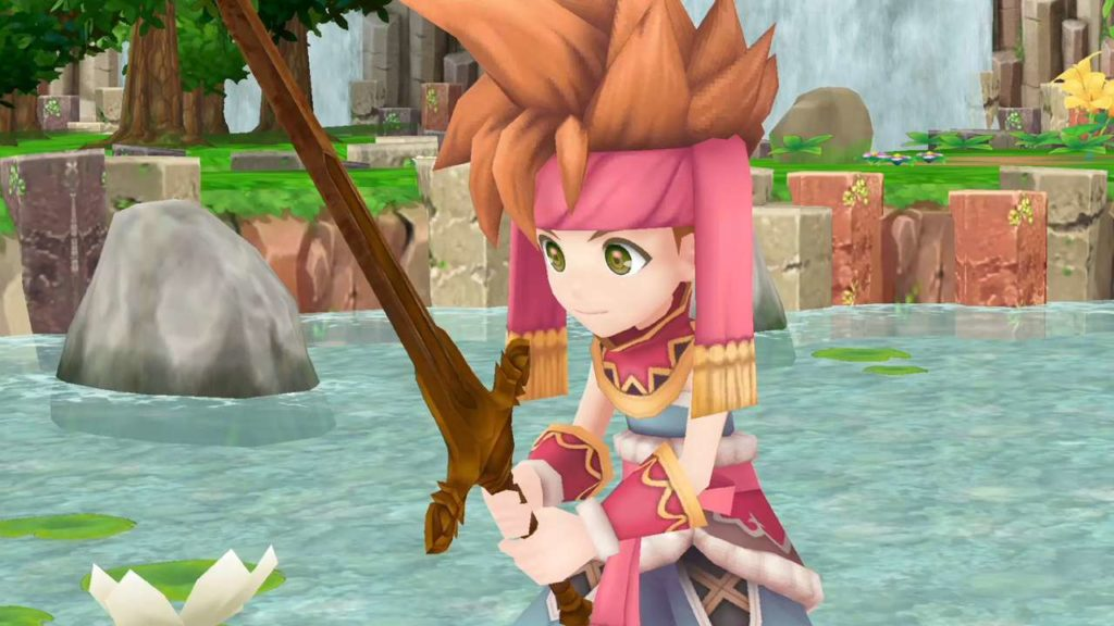 Secret of Mana co-op
