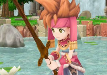 TGS 2017: il remake di Secret of Mana giocato in multiplayer