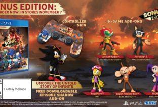 Sonic Forces - Annunciato il DLC gratuito di Shadow