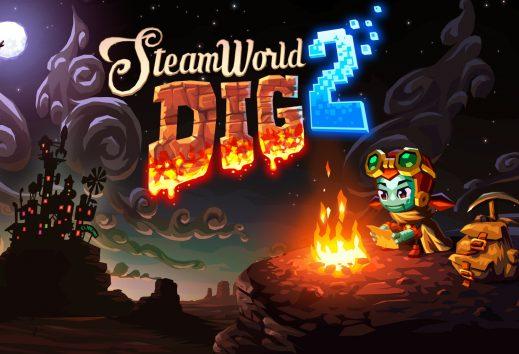 In arrivo la versione fisica di SteamWorld Dig 2