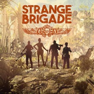 Cover Strange Brigade