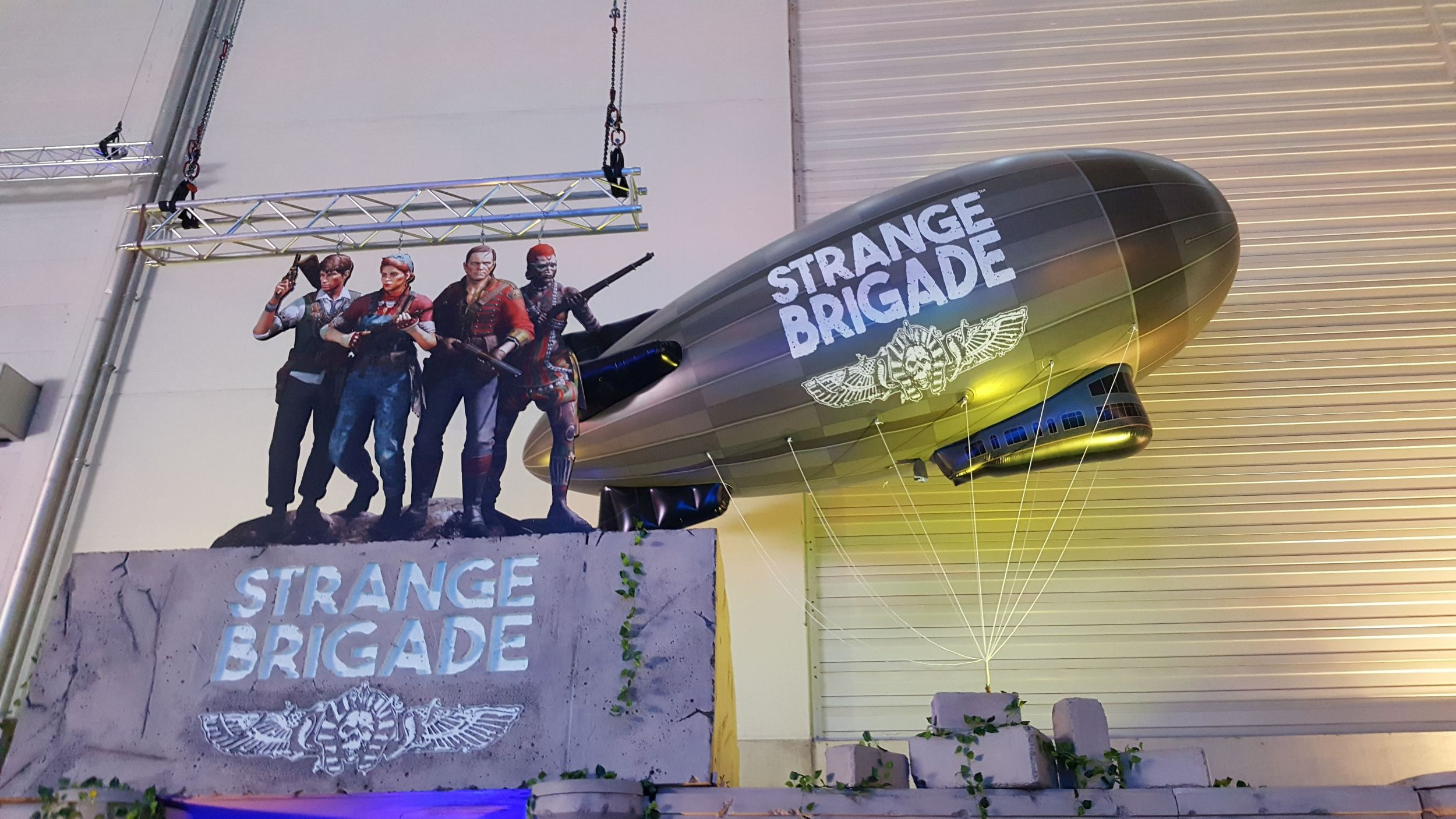Gamescom 2017: Strange Brigade – Provato