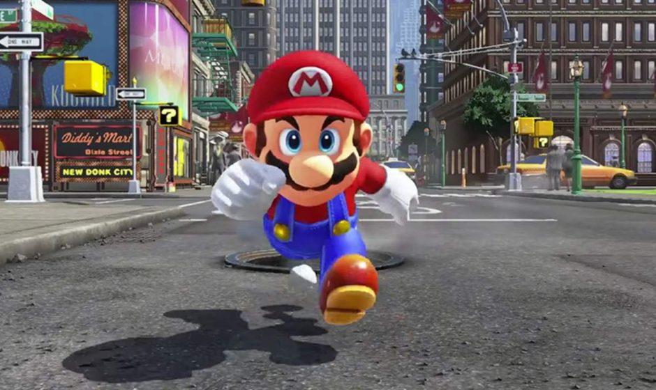 Vendite strabilianti per Super Mario Odyssey negli USA