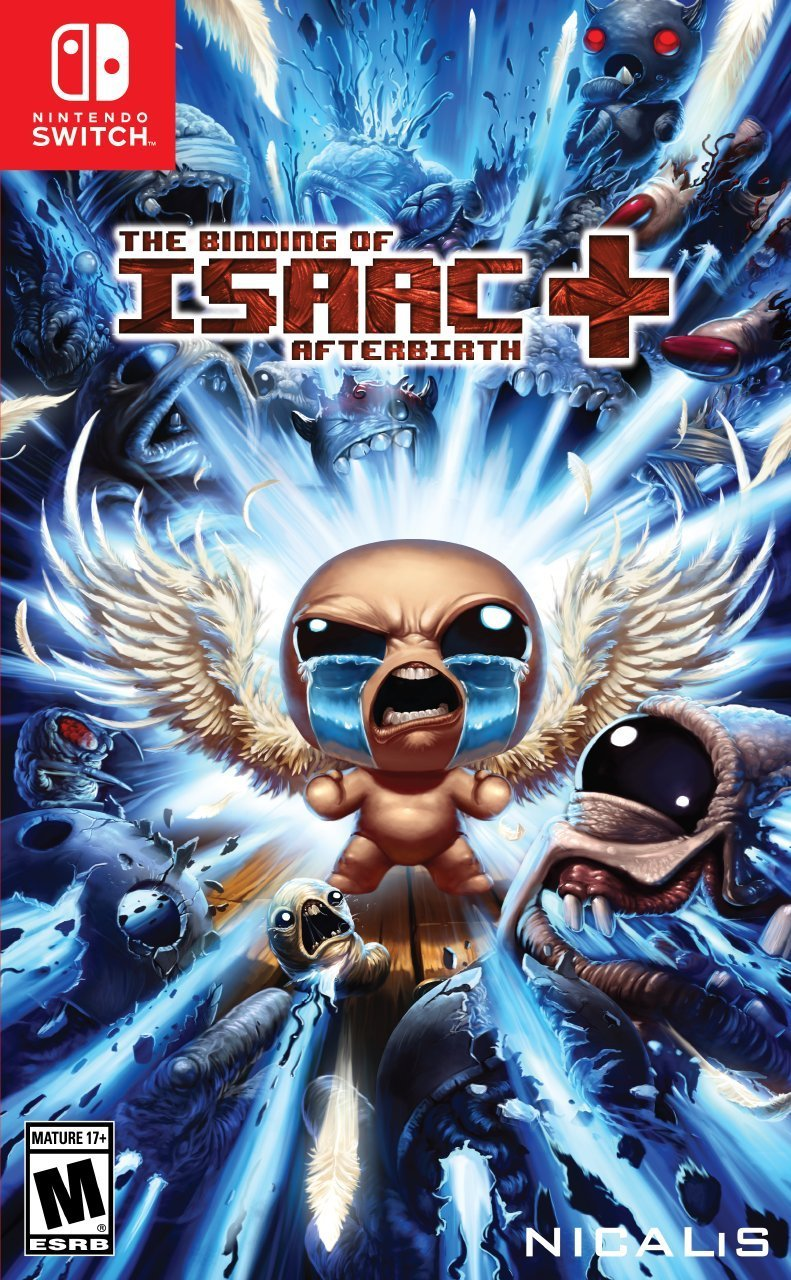 Cover The Binding of Isaac: Afterbirth plus