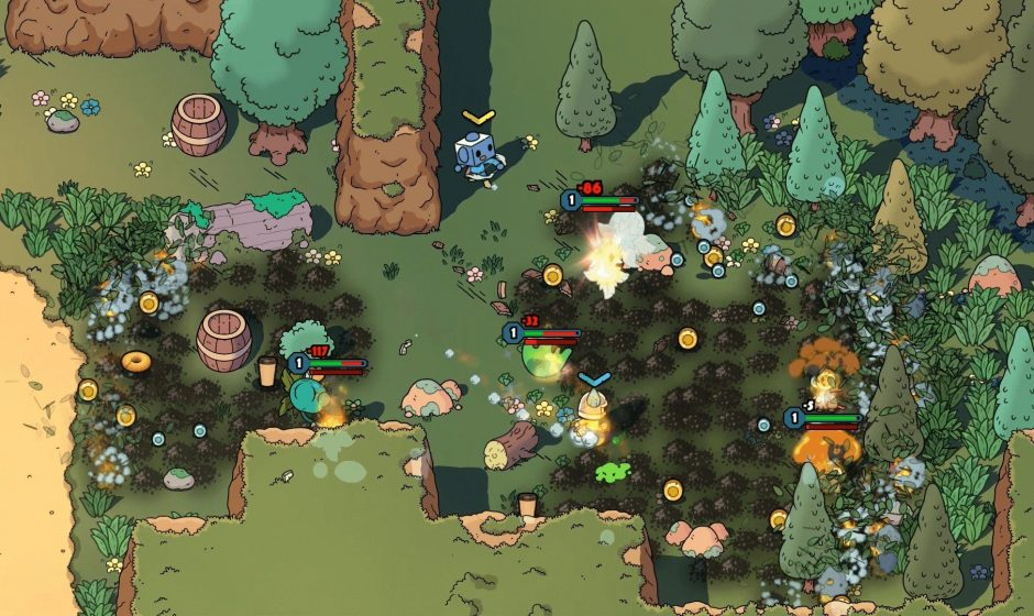 The Swords of Ditto: lista dei trofei PlayStation 4