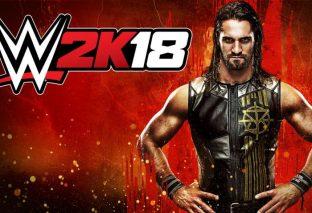 WWE 2K18, svelato il roster completo