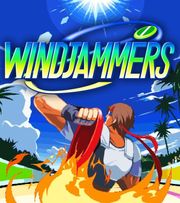 Cover Windjammers