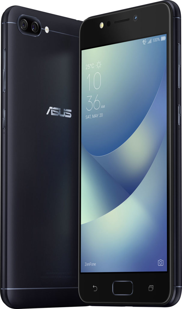 ZenFone 4 Max 5,2 front-back