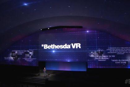 Provata la VR di Bethesda... e Skyrim per Switch