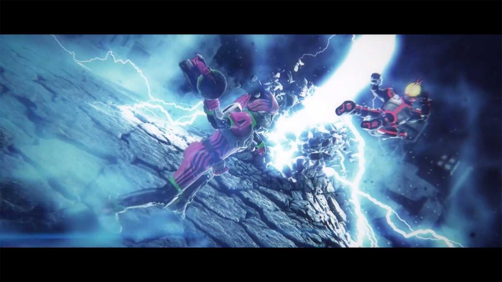 Kamen Rider: Climax Fighters annunciato per PlayStation 4