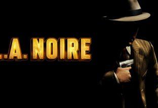 """Nuovo trailer """"4K Ultra HD"""" per L.A. Noire"""