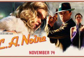 L.A. Noire si svela nel suo trailer per Nintendo Switch