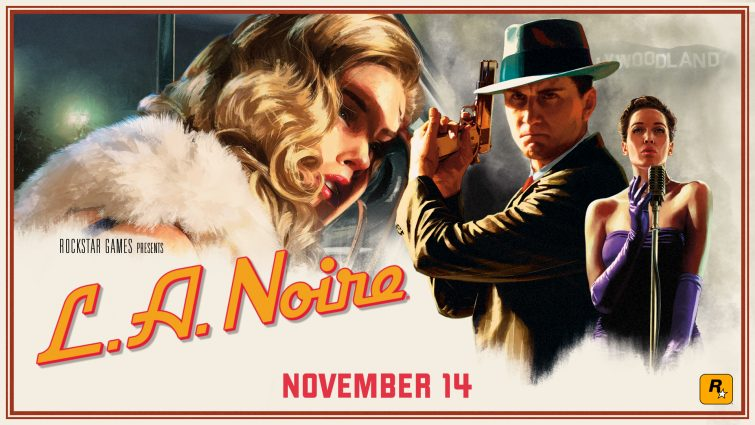 LA Noire arriva su PS4, Xbox One, Nintendo Switch e HTC Vive!