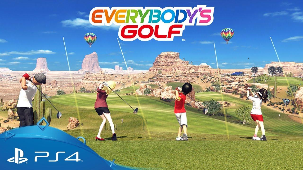 Everybody's Golf– Recensione
