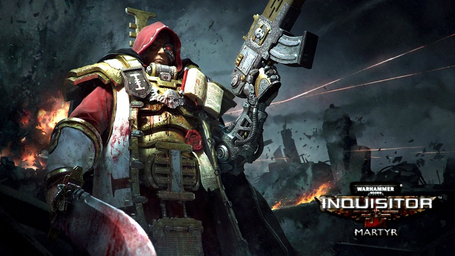 warhammer 40.000 inquisitor martyr early access