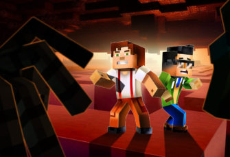 Minecraft: Story Mode - Season Two - Ep. 3: Jailhouse Block