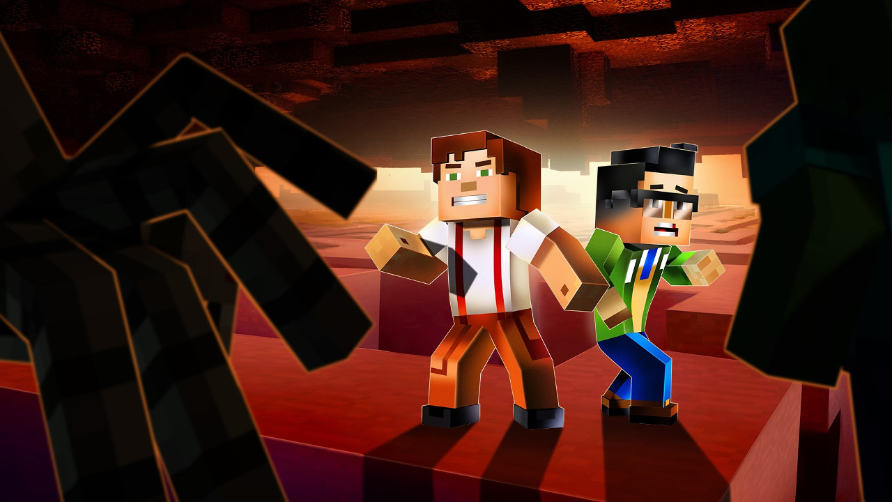 Minecraft: Story Mode – Season Two – Ep. 3: Jailhouse Block
