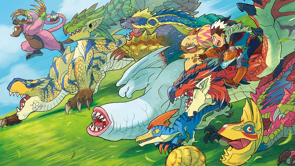 Monster Hunter Stories – Recensione