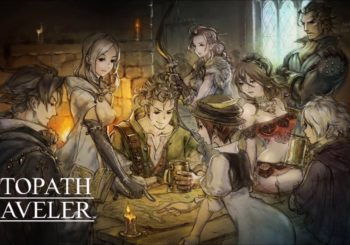 Rivelata la box art di Octopath Traveler