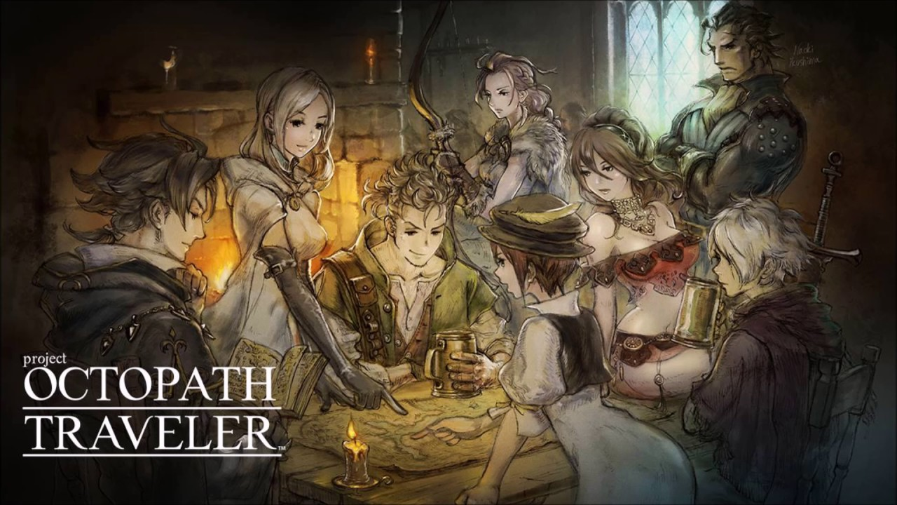 Project Octopath Traveler – Provata la demo