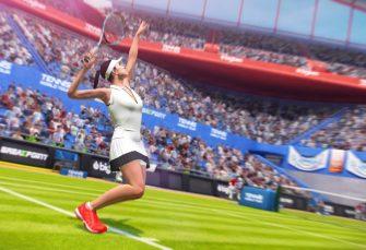 Tennis World Tour - Recensione