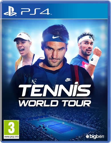 Cover Tennis World Tour