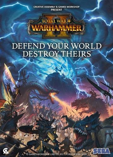 Cover Total War: Warhammer 2