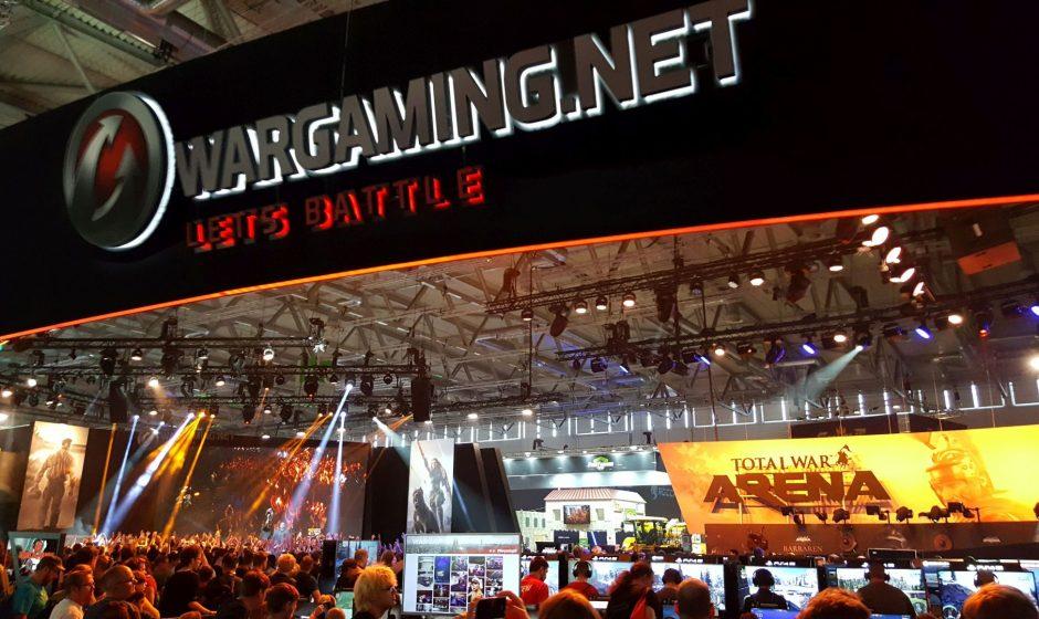 Gamescom 2017: tutte le novità di Wargaming