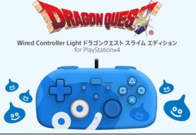 In arrivo un controller a tema Dragon Quest su PS4
