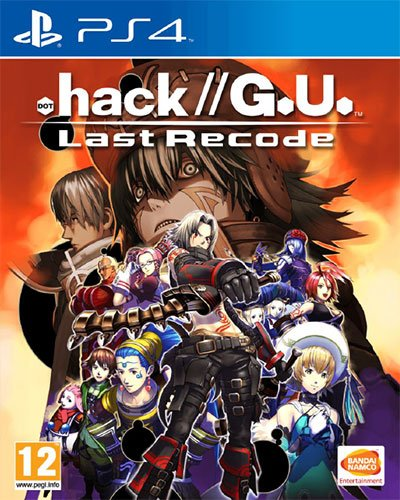 Cover .hack//G.U. Last Recode