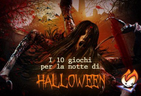 I 10 giochi per la notte di Halloween