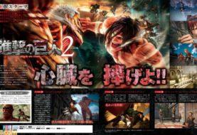 Attack on Titan 2 avrà più di 30 personaggi giocabili