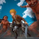 Attack on Titan 2 immagini