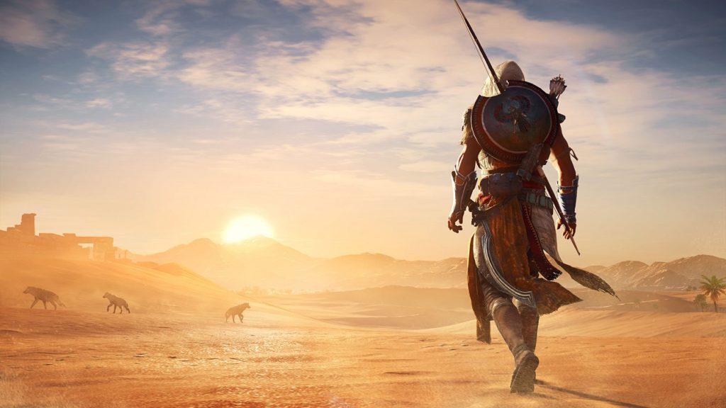 Assassin's Creed Origins Altair Ezio