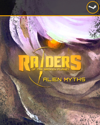 Cover Raiders of the Broken Planet