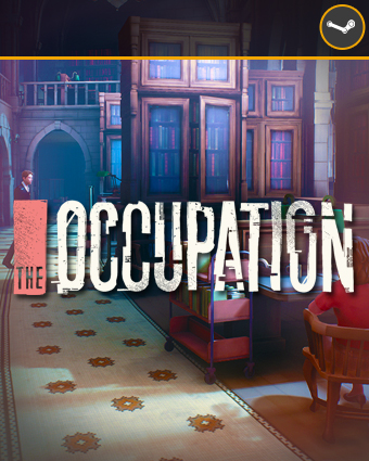 Cover The Occupation