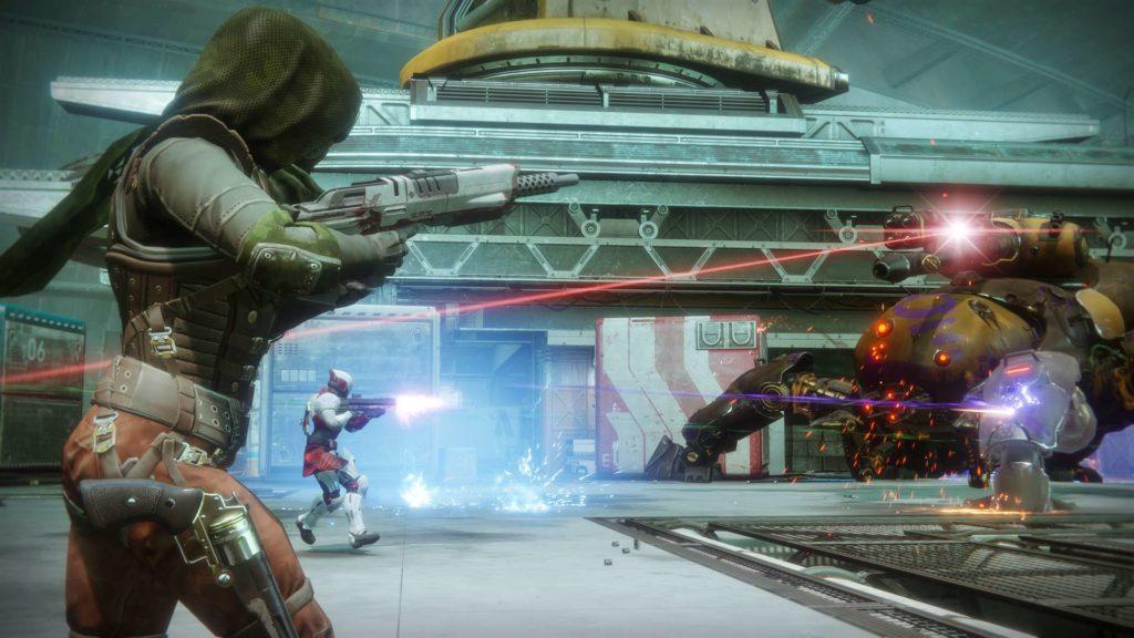 Destiny 2: svelato un nuovo Easter Egg dedicato a Overwatch