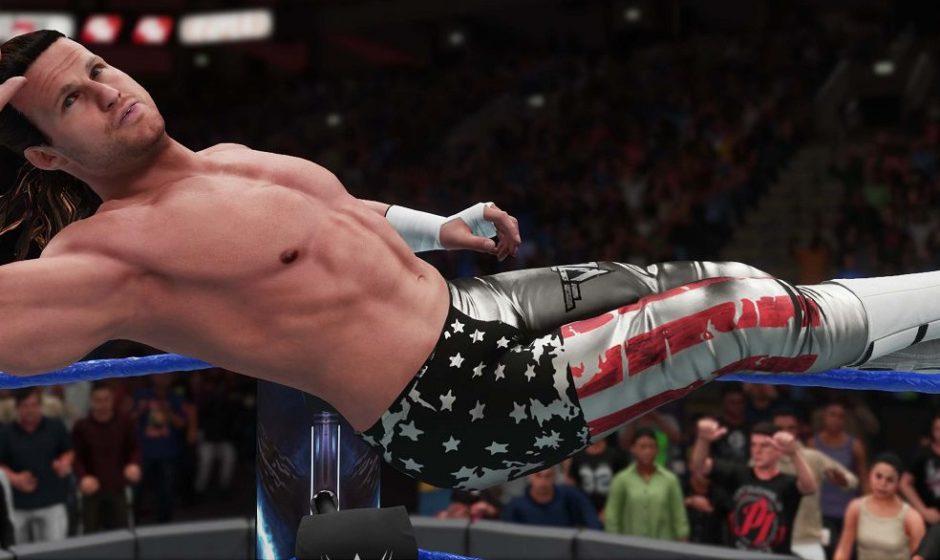 WWE 2K18 - Recensione