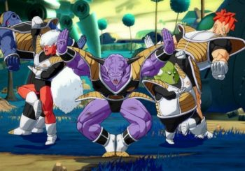 Dragon Ball FighterZ - Nuove immagini di Ginyu e Nappa