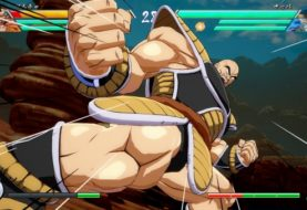 Nappa si svela in un trailer di Dragon Ball FighterZ