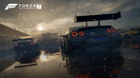 Forza Motorsport 7 team