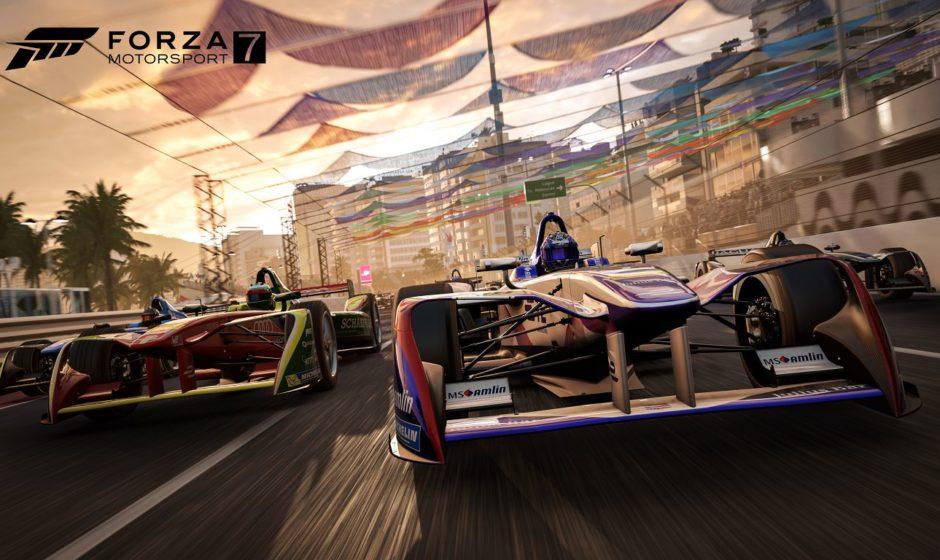 Turn 10 rimuoverà le lootbox e i token a pagamento da Forza 7 e Horizon 4