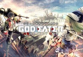 Annunciato God Eater: Resonant Ops su Smartphone