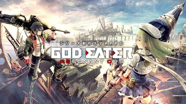 God Eater: Resonant Ops annunciato su Android e iOS