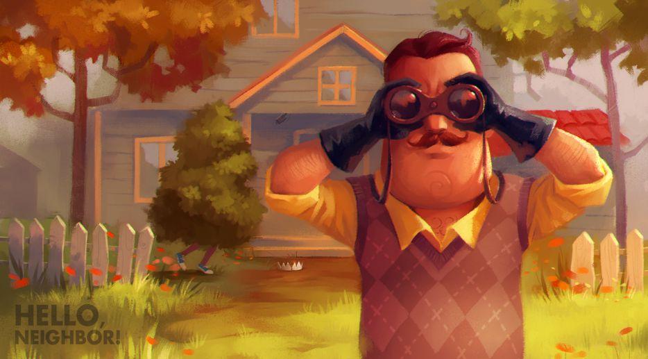 Arriva l'Halloween Trailer per Hello Neighbor