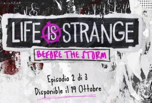 Annunciata la data del secondo episodio di Life is Strange: Before the Storm