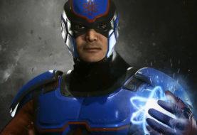 Atom annunciato per Injustice 2