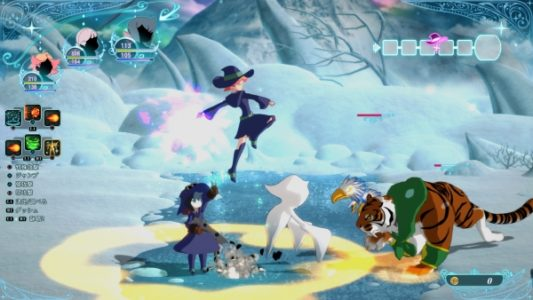 Little Witch Academia co op