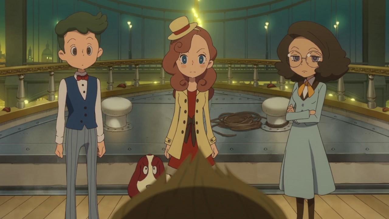 Professor Layton: in arrivo una serie anime ispirata al noto rompicapo Level-5